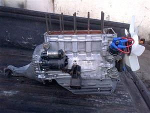 Engine sub-assembly