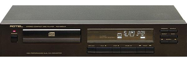 Rotel RCD-965BX Audiophile CD Player - 5 Star performer