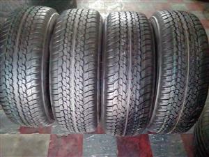 Dunlop GrandTrek A/T