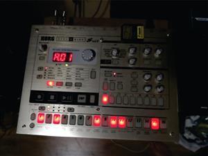 Korg Electribe ES-1 MK-II Sampler.