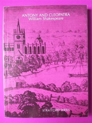 Antony And Cleopatra - William Shakespeare.