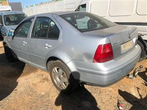 Vw Jetta 4 2lt Stripping for spares