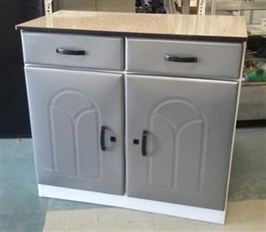 Bargain New 2 Door Kitchen Cupboard Junk Mail