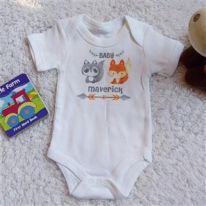Custom Designed & Baby Vests