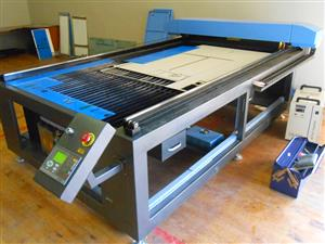 LC-2030/150 TruCUT Standard Range 2050x3050mm Flatbed Type Laser Cutting & Engraving