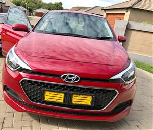 2016 Hyundai i20 1.4 Fluid auto