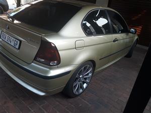 2006 BMW 3 Series 318i Sport Line