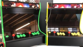 NEW Arcade Counter Top Video Games for sale, coin and non-coin operated available
