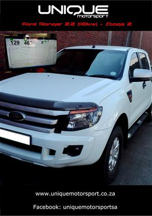 ECU Remap Software Upgrade for Diesel and Petrol Bakkies (LDV) - gain more power and fuel economy