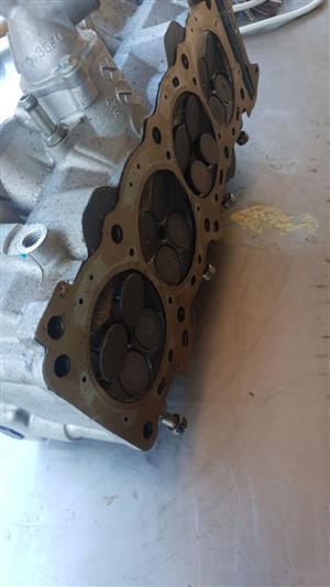 2009 Suzuki Gsxr1000 Cylinder Head