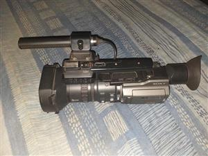 Sony Mini DVX Camera