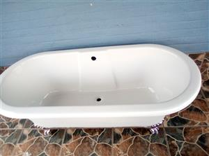 white freestanding monroe bath for sale