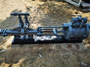 Cementation MKIV Pump