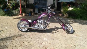 2009 Harley Davidson Custom