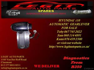 HYUNDAI I10 AUTOMATIC GEAR LEVER  FOR SALE