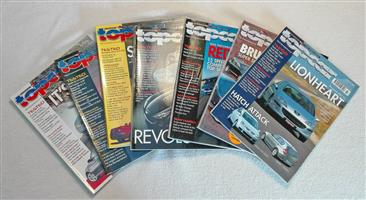 Top Car Magazines for Sale