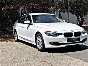 2013 BMW 3 Series 316i auto