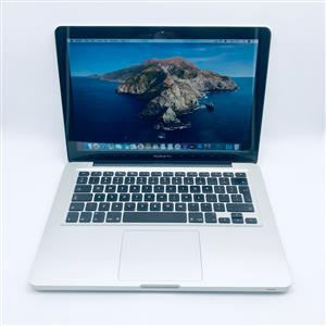 Apple MacBook Pro 13-inch 2.9GHz Dual-Core i7 (620GB Fusion Drive, Silver) - Pre Owned