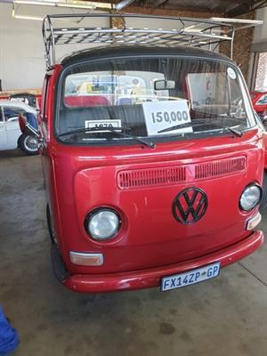 Fully restored 1970 VW single cab Pick up