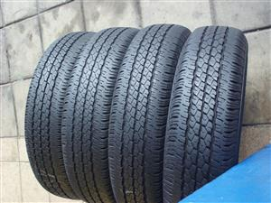 BUY YOUR TYRES ON CREDIT  FROM R49 PER MONTH