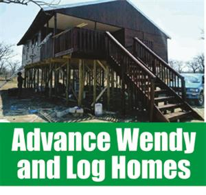 Wendy Houses & Log Homes