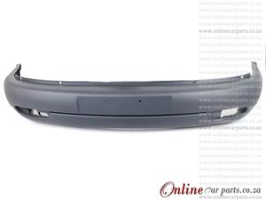 VW Kombi T4 Front Bumper With Fog Light Fog Lamp Holes Primed P3 1999-2003