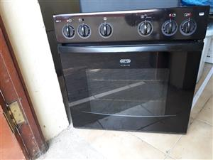Defy 4 plate under counter oven