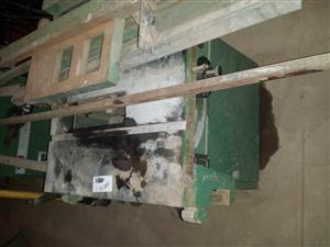 Wood saw 3 phase and single phase