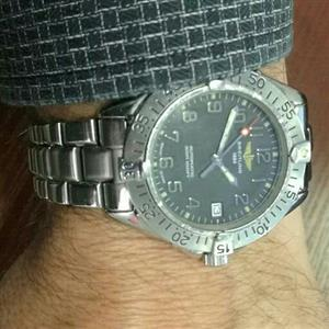 Breitling colt automatic A17035 Unisex 38mm watch