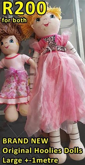 Original hoolies dolls for sale