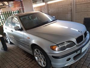 2004 BMW 3 Series sedan 320D A/T (G20)
