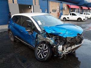 2016 Renault Captur Code 2