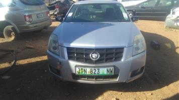 2007 CADILLAC BLS 2.0T STRIPPING AS SPARES