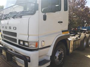 Fuso fv-420 selling fast