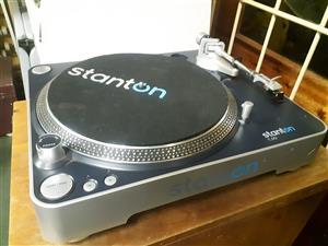 Stanton T.50 DJ Turntable