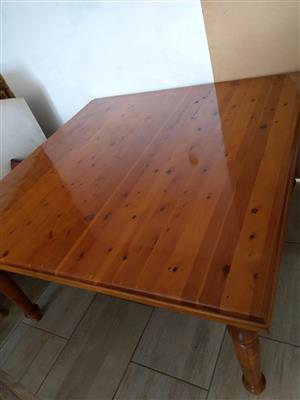 Oregon Pine In Dining Room Furniture In South Africa Junk Mail