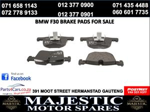 Bmw f30 break pads for sale