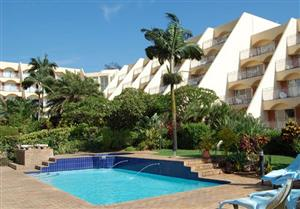 Umhlanga Luxury Cabana available in August.