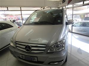 2013 Mercedes Benz Viano CDI 2.2 Fun