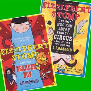 Fizzlebert Stump (pack of 2 books)