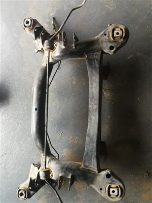 For sale bmw e90 rear axle carrier