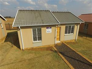 NEW HOUSES FOR SALE IN SAVANNA CITY 10 MINS TO WALKERVILLE SPAR