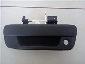 OPEL CORSA UTILITY 05/11 BRAND NEW TAILGATE HANDLES FOR SALE PRICE:R250