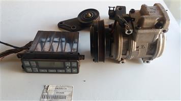 DOOSAN Excavator DX225LCA Aircon Pump and Control unit