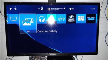 39' inch SANSUI flat screen TV