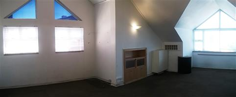 Roeland Square corner Studio Office w/1 garage pbay ~ 79m²