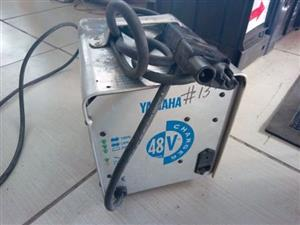 48v Yamaha golf cart charger
