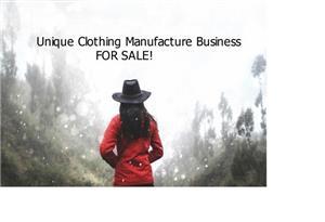 Unique Clothing Business