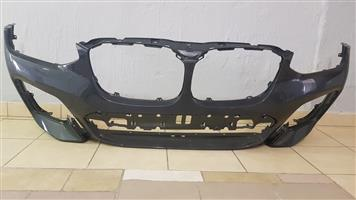 BMW X3 FRONT BUMPER FOR SALE