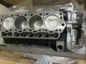 BRAND NEW TOYOTA 4Y HALF ENGINE